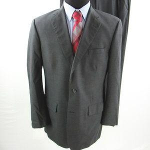 Brooks Brothers Brooksease Full Suit 44L 38w
